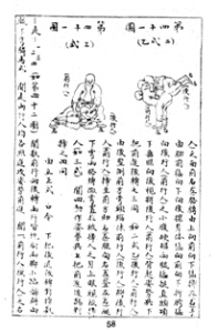 Chinese Wrestling Manual
