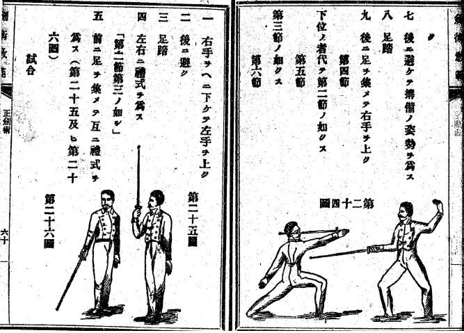 Western Fencing in Japan