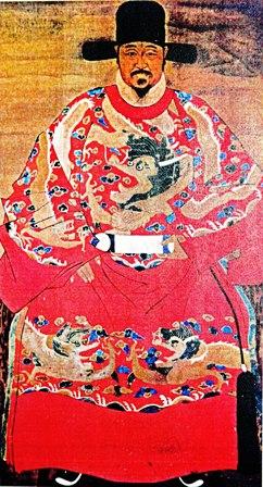 Ming General Qi Jiguang
