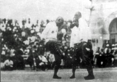 5th National Games, Jianzi cometition 1933