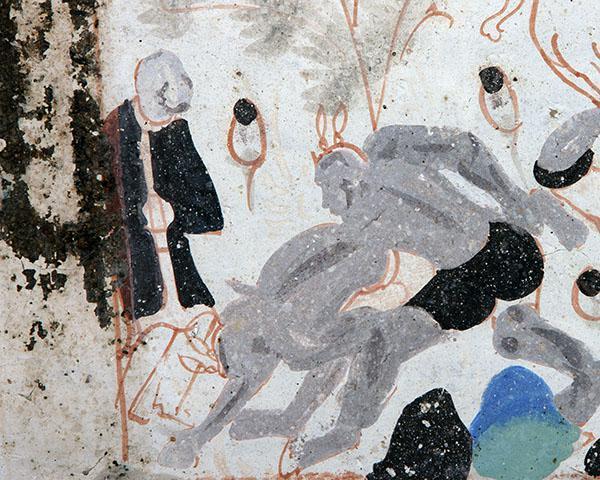 Xiangpu Scene Dunhuang Grottoes